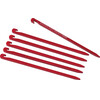 MSR Needle Stake Kit 6 Pack Red